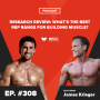 Artwork for Research Review: What's the Best Rep Range for Building Muscle?