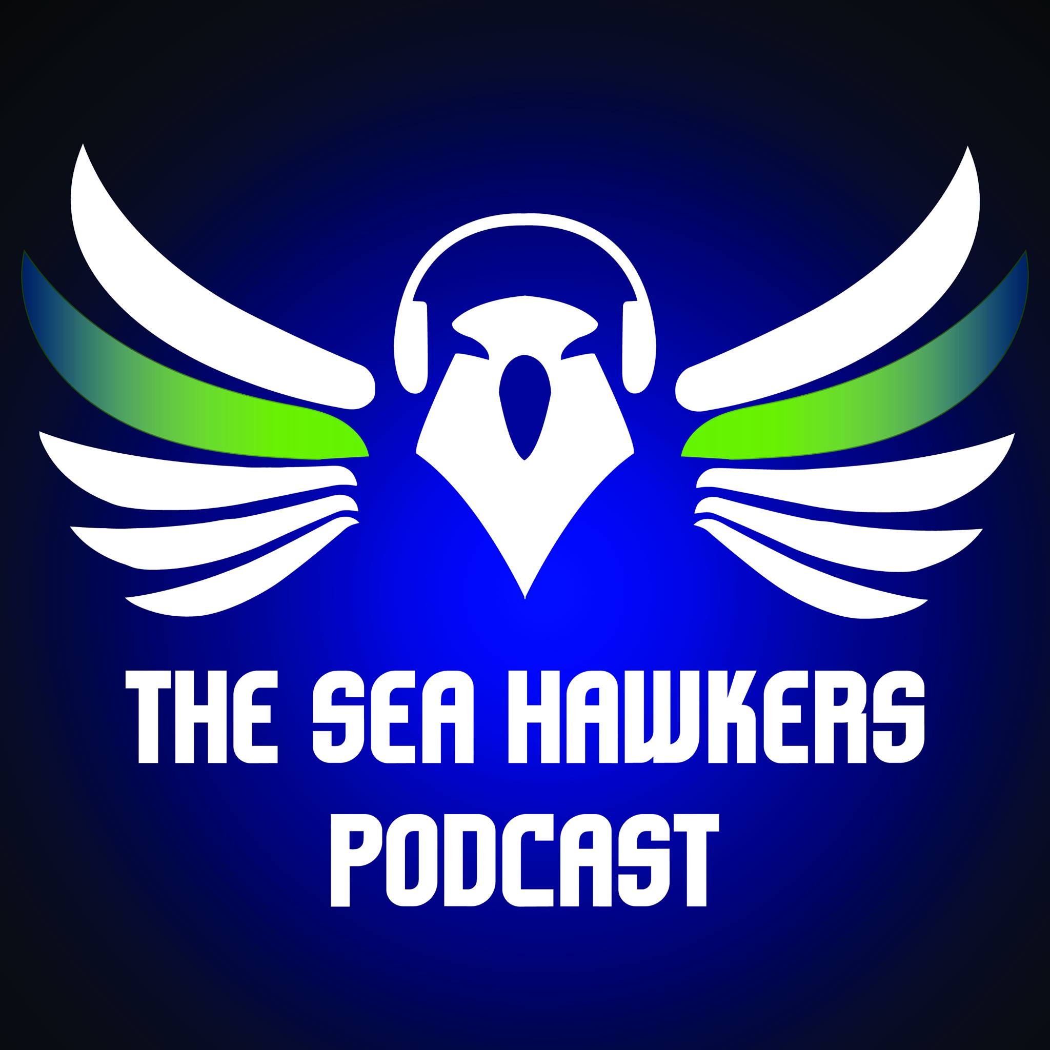 Sea Hawkers Podcast show art