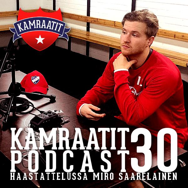 Jakso 30 : Miro Saarelainen ja Miikka Sinisalon paluu