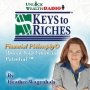 Artwork for Financial Disaster Planning With The Keys To Riches Starring Heather Wagenhals