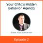 Artwork for Your Child's Hidden Behavior Agenda with Chuck Anderson