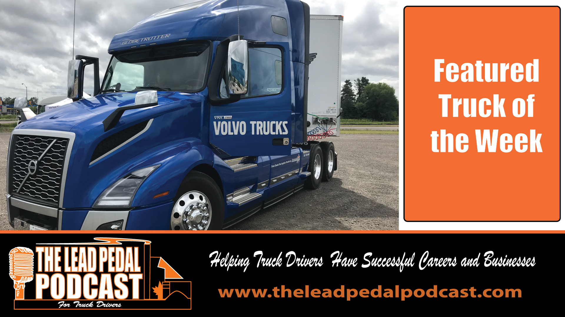 LP666 Featured Truck of the Week-Volvo Globetrotter