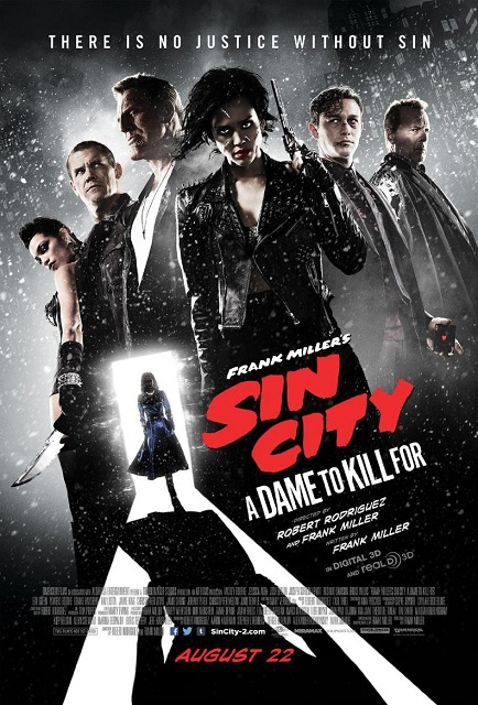 Episode 3 Part 2-Sin City: A Dame to Kill For