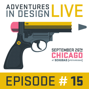 "Episode 15 ""Live From Chicago"" featuring Jay Ryan, Shawn Smith and Little Friends of Printmaking"
