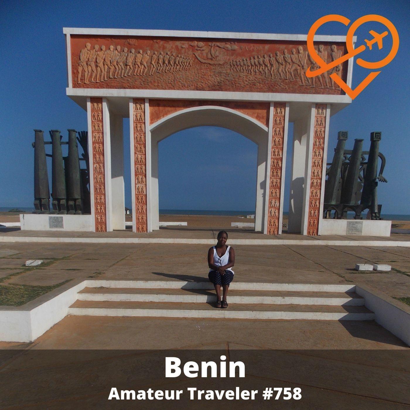 AT#758 - Travel to Benin