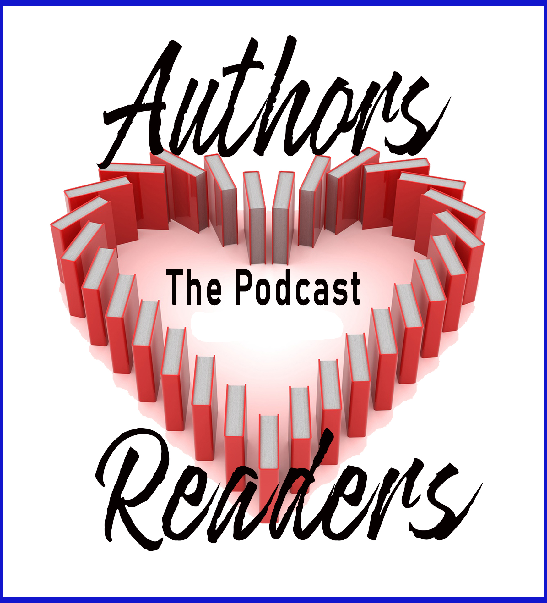 Authors Love Readers: The Podcast show art