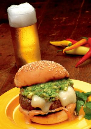 Recipe of the Week - Beef Burger with Chili Butter Core