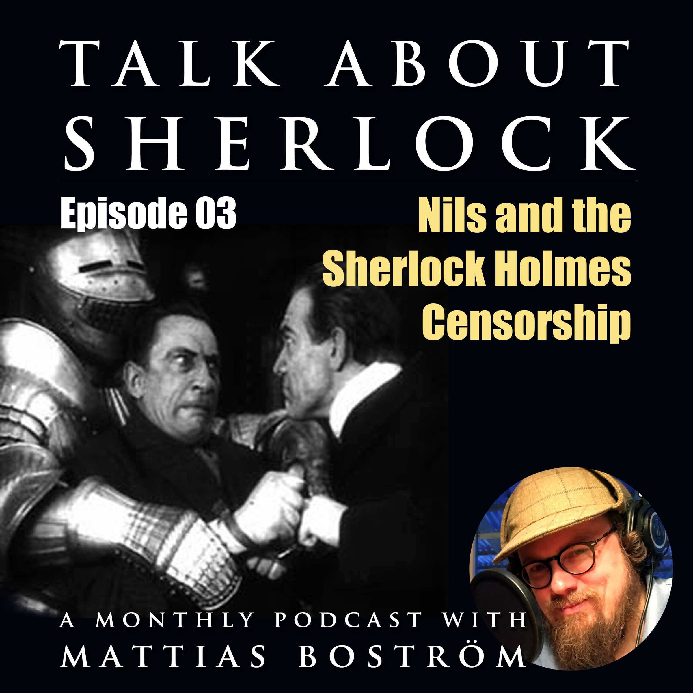 Episode 03: Nils and the Sherlock Holmes Censorship