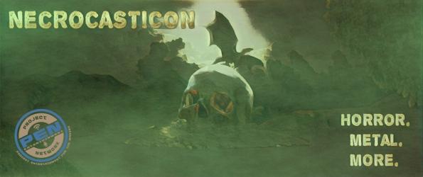 Necrocasticon: The Necrocasticon Volume 5 Chapter 1