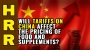 Artwork for Will TARIFFS on China affect the pricing of FOOD and supplements?