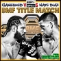 Artwork for First Ever BMF Title Match in UFC History