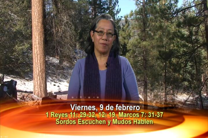 Artwork for Dios te Habla con Lidia Mendoza;  Tema el hoy: SORDOS ESCUCHEN! MUDOS HABLEN!