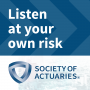 Artwork for Insight into the Society of Actuaries' Initiative 18/11 with Guest Joe Wurzburger