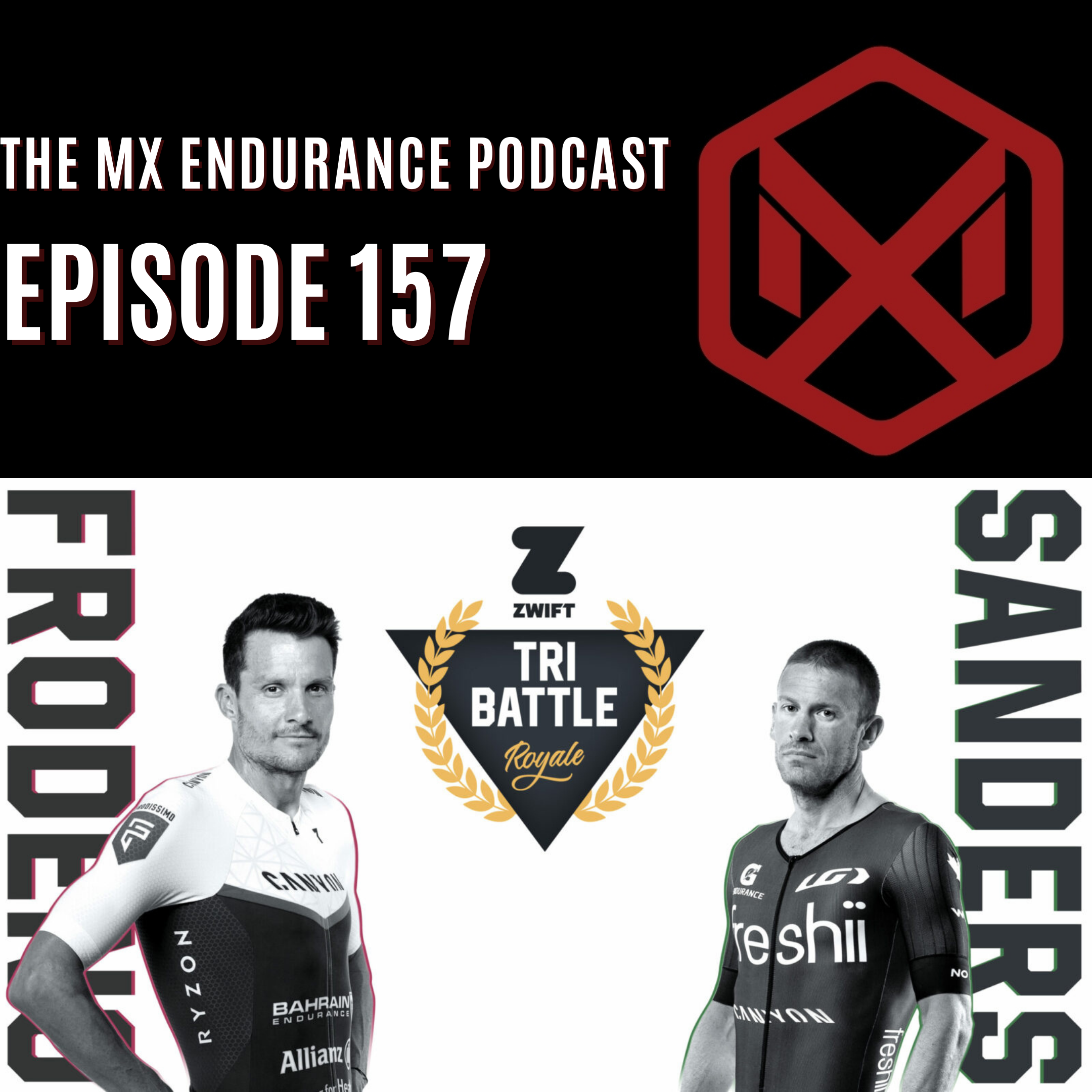 #157 - Tri Battle Royale Preview with Chris McCormack
