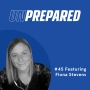 Artwork for 045 - Unprepared: Ways To Retain Customers After Black Friday and Cyber Monday with Fiona Stevens