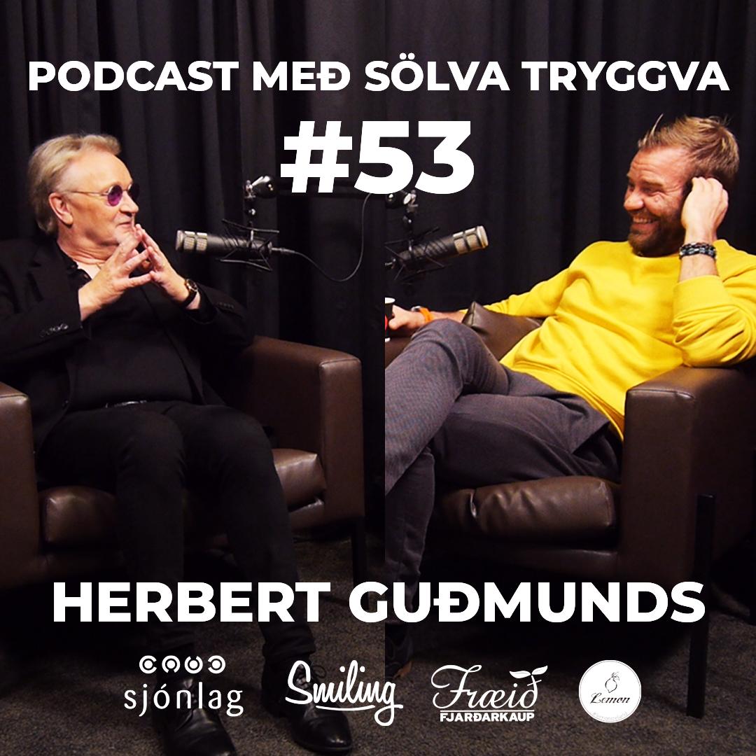 #53 Herbert Guðmundsson með Sölva Tryggva