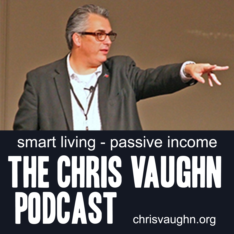 The Chris Vaughn Show show art