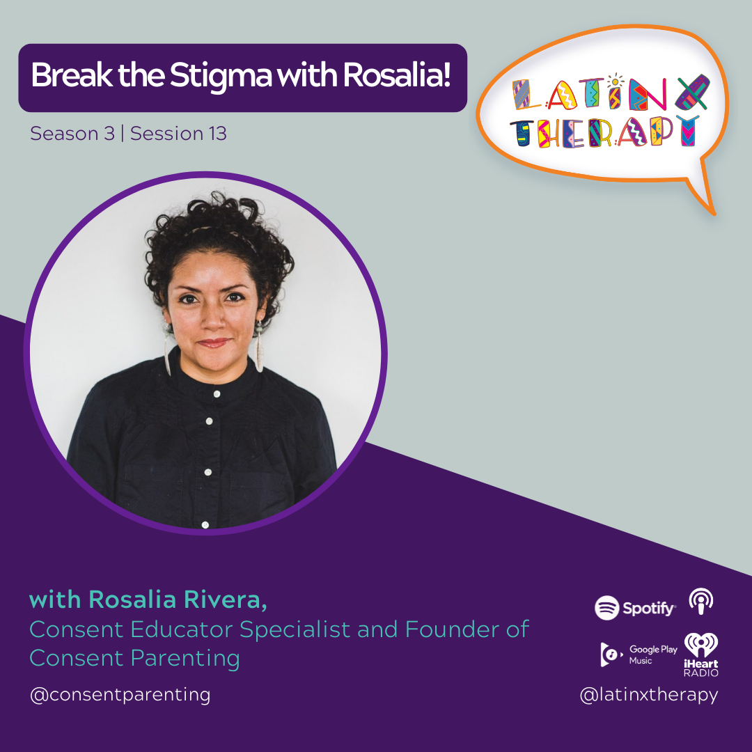 Break the Stigma with Founder of Consent Parenting!
