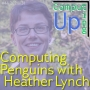 Artwork for Computing Penguins with Heather Lynch - 44th Conversation