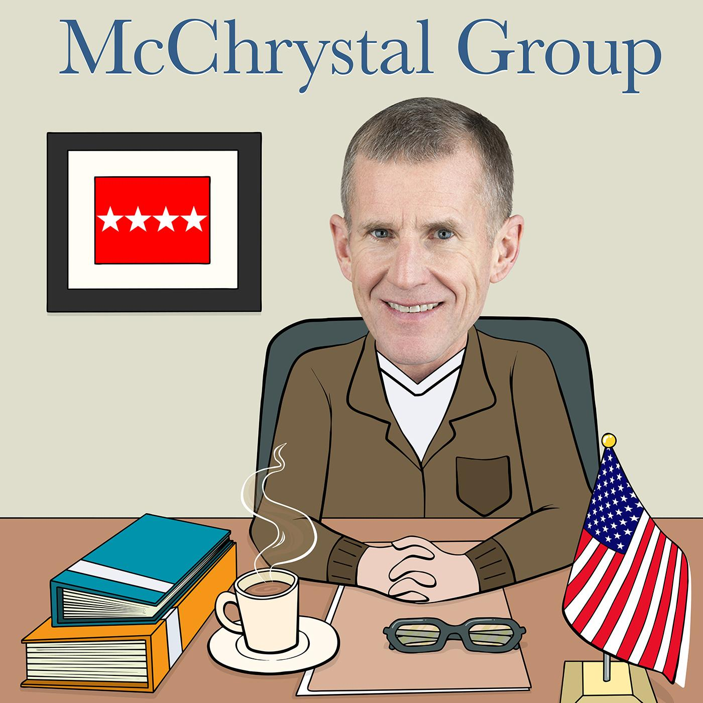 Artwork for DB 067: General Stanley McChrystal On How To Be A Leader
