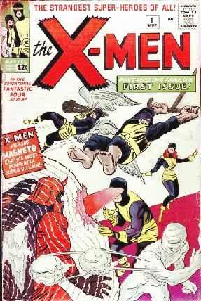 The X-Men Blog -- The X-Men 1