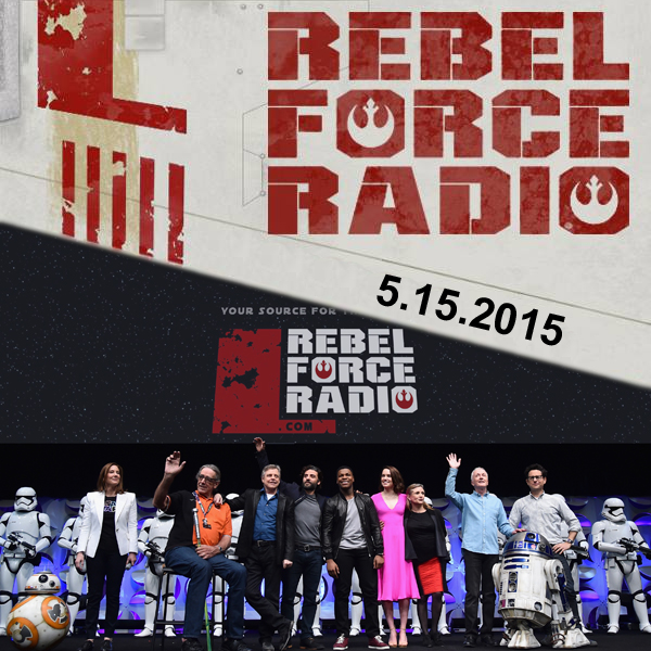RebelForce Radio: Friday May 15, 2015