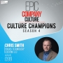Artwork for Culture Champion - Chris Smith with PRAXIS Escrow | Episode # 99