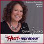 Artwork for Heartrepreneur® Radio   Episode 8   Jason Freeman Interview   Terri Levine
