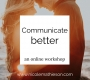 Artwork for 039: Communicate better in your relationship