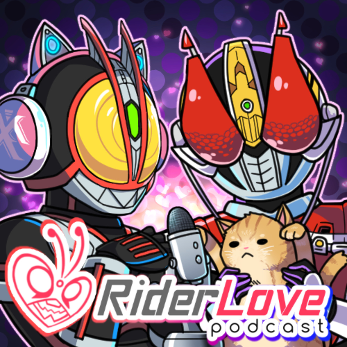 Rider Love - A Kamen Rider Podcast on Apple Podcasts