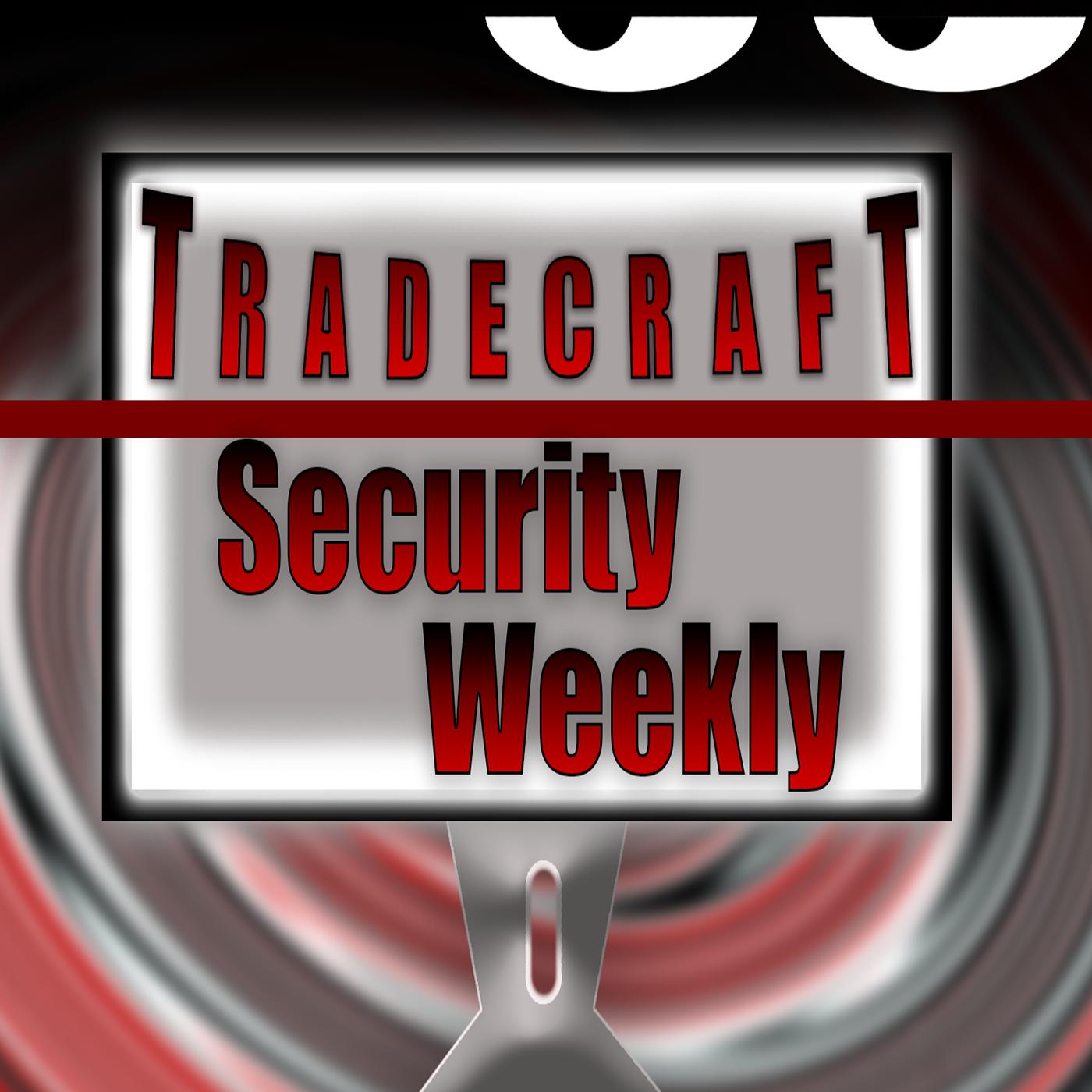 Tradecraft Security Weekly (Audio) show art