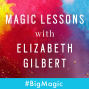 """Artwork for Magic Lessons Ep. 207: """"Living the Dream and Facing the Nightmare"""" featuring Neil Gaiman"""
