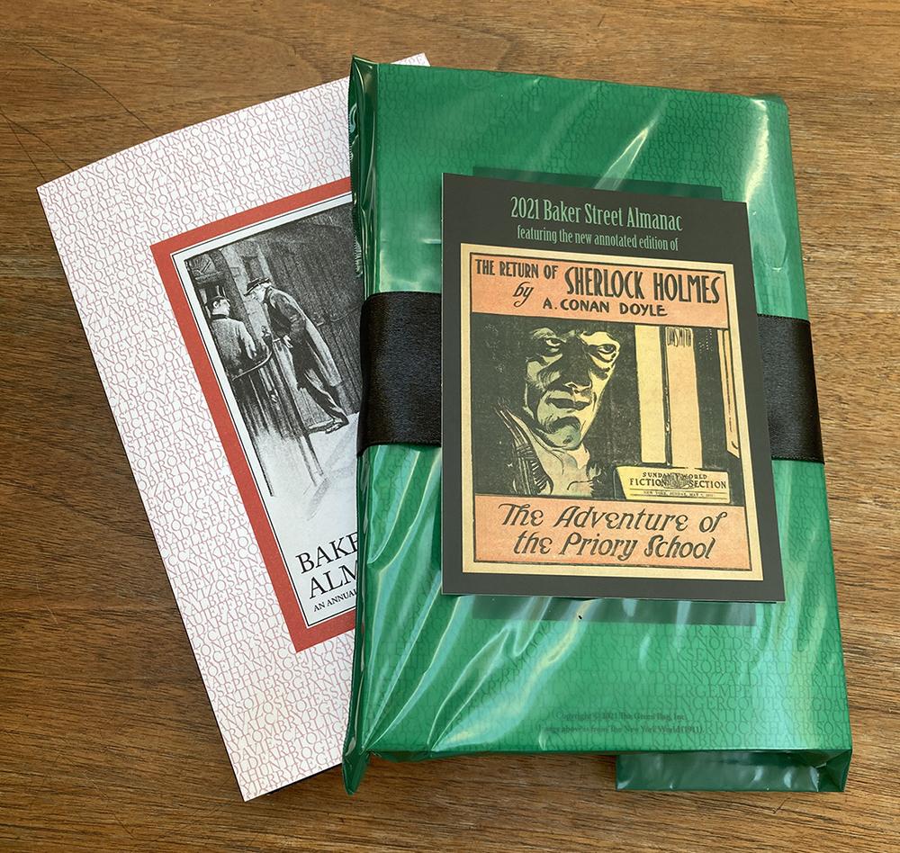 The Baker Street Almanac