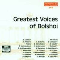 GREAT VOICES OF THE BOLSHOI