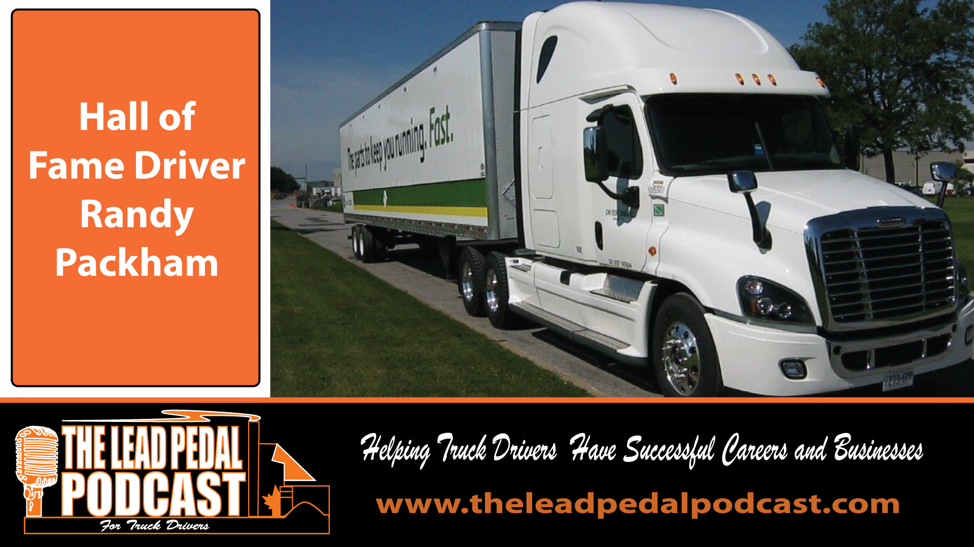 LP650 Becoming a Hall of Fame Driver with Randy Packham