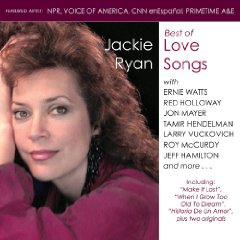 Tunes for Valentine's Day -  Jackie Ryan Sings Love Songs