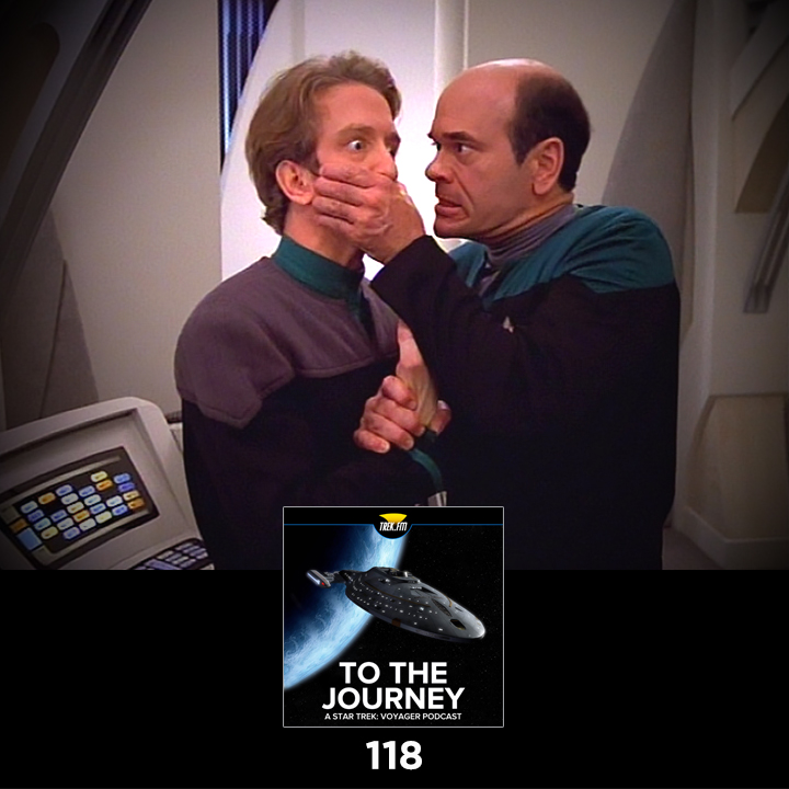 To The Journey 118: Mr. 'I Can Leave My Ship'