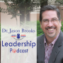 Artwork for Sarah Beckman joins Dr. Jason Brooks Leadership Podcast