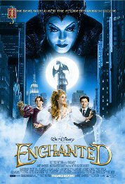 Max Reviews The Movie Enchanted and Dream Dinners in Roswell, GA