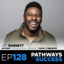 Artwork for 128: Developing a Winning Mindset | Jay Barnett | Author | International Speaker | Family Therapist