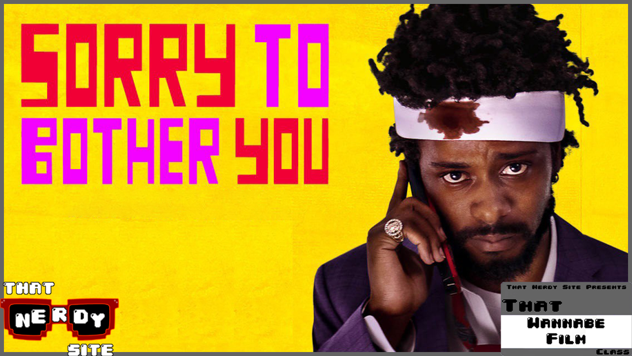 Sorry to Bother You: Black Representation in Film (That Wannabe Film Class Ep. 34)