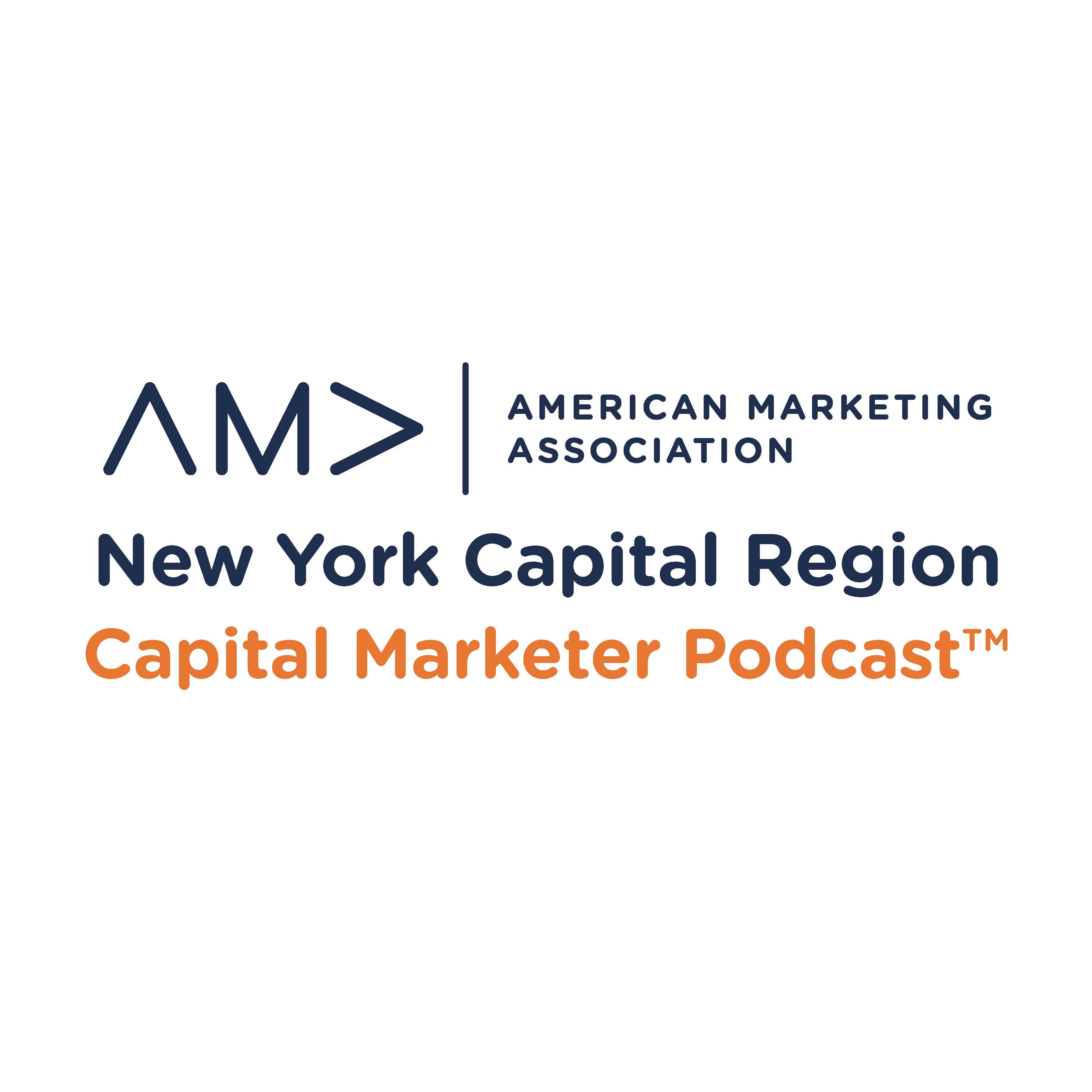 Capital Marketer Podcast show art