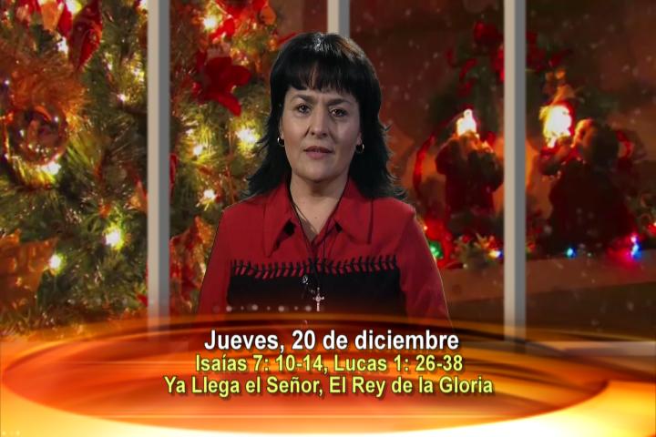 Artwork for Dios te Habla con Leticia Diaz;  Tema el hoy:  Ya llega el Señor, el rey de la gloria.