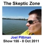 Artwork for The Skeptic Zone #155 - 8.Oct.2011