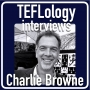 Artwork for TEFL Interviews 55: Charlie Browne on Vocabulary