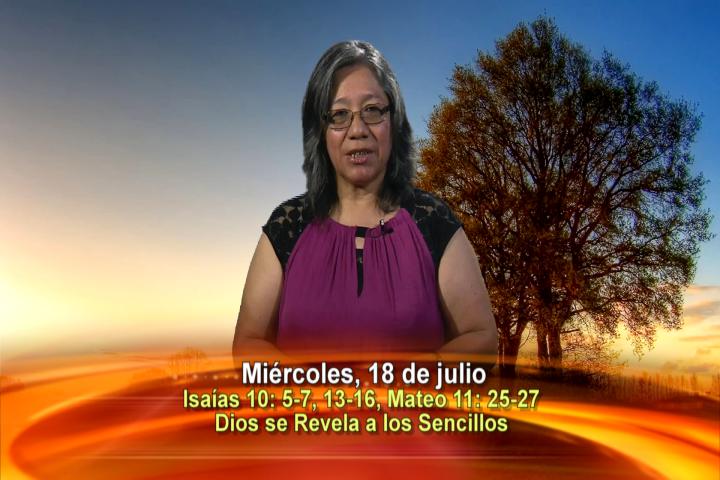 Artwork for Dios te Habla con Lidia Mendoza; Tema el hoy: DIOS SE REVELA A LOS SENCILLOS