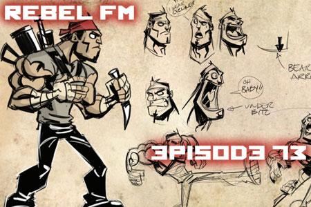 Rebel FM Episode 73 - 08/26/10