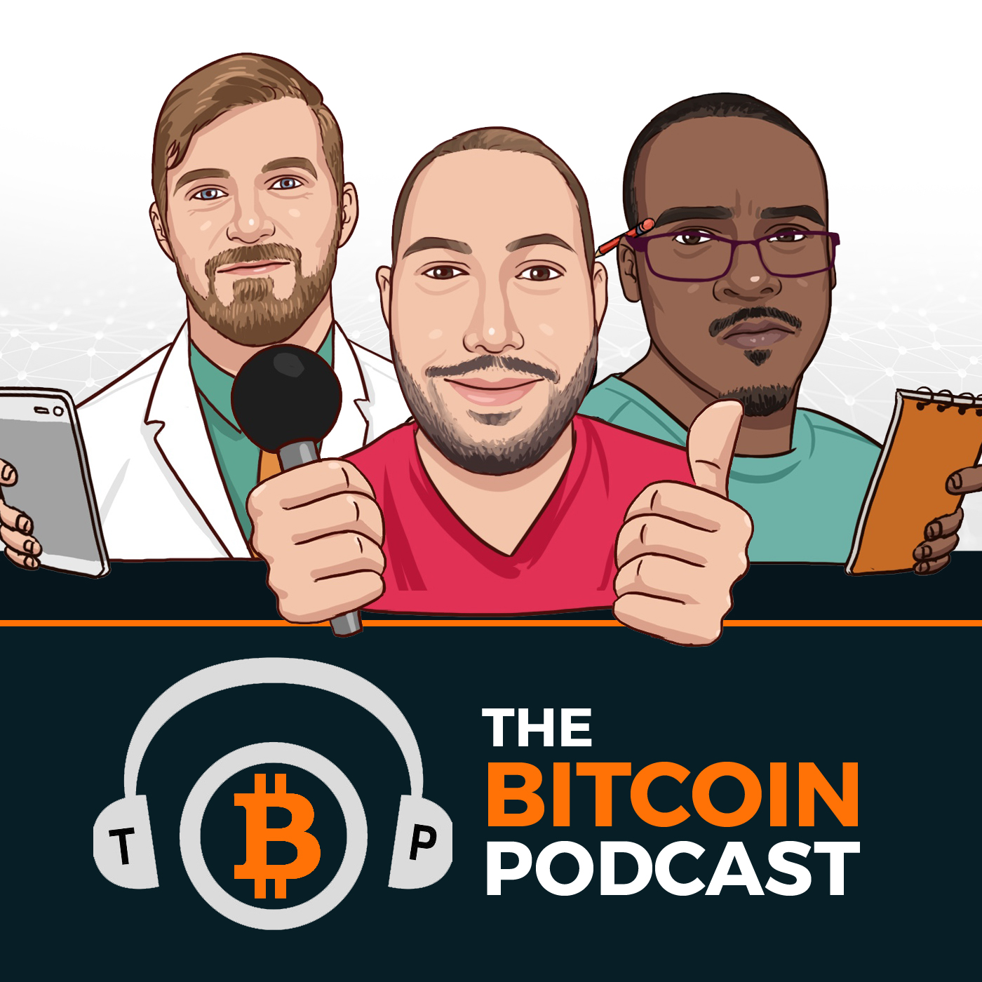 Artwork for The Bitcoin Podcast #225: Brock Pierce
