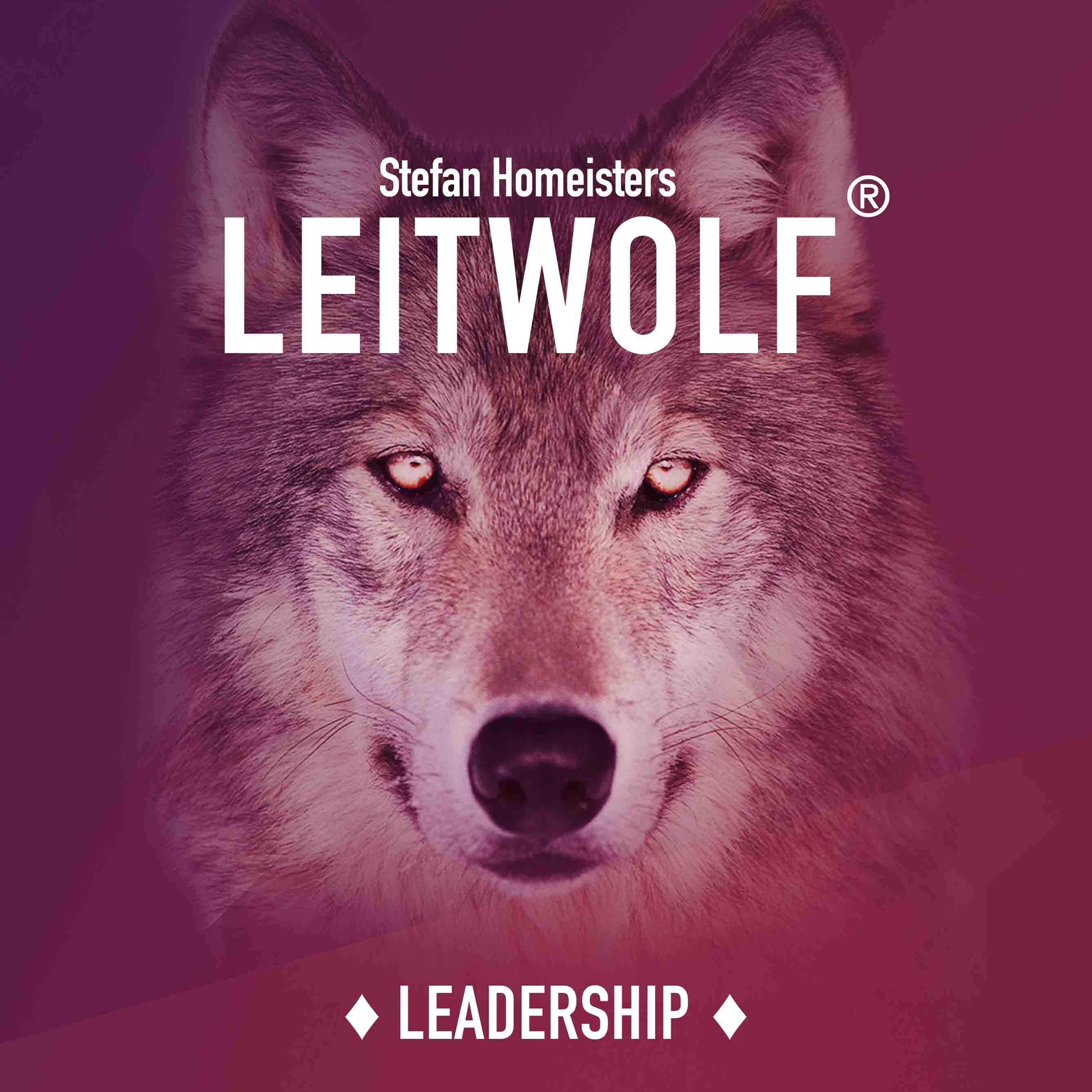 LEITWOLF Podcast - Leadership, Führung & Management show art