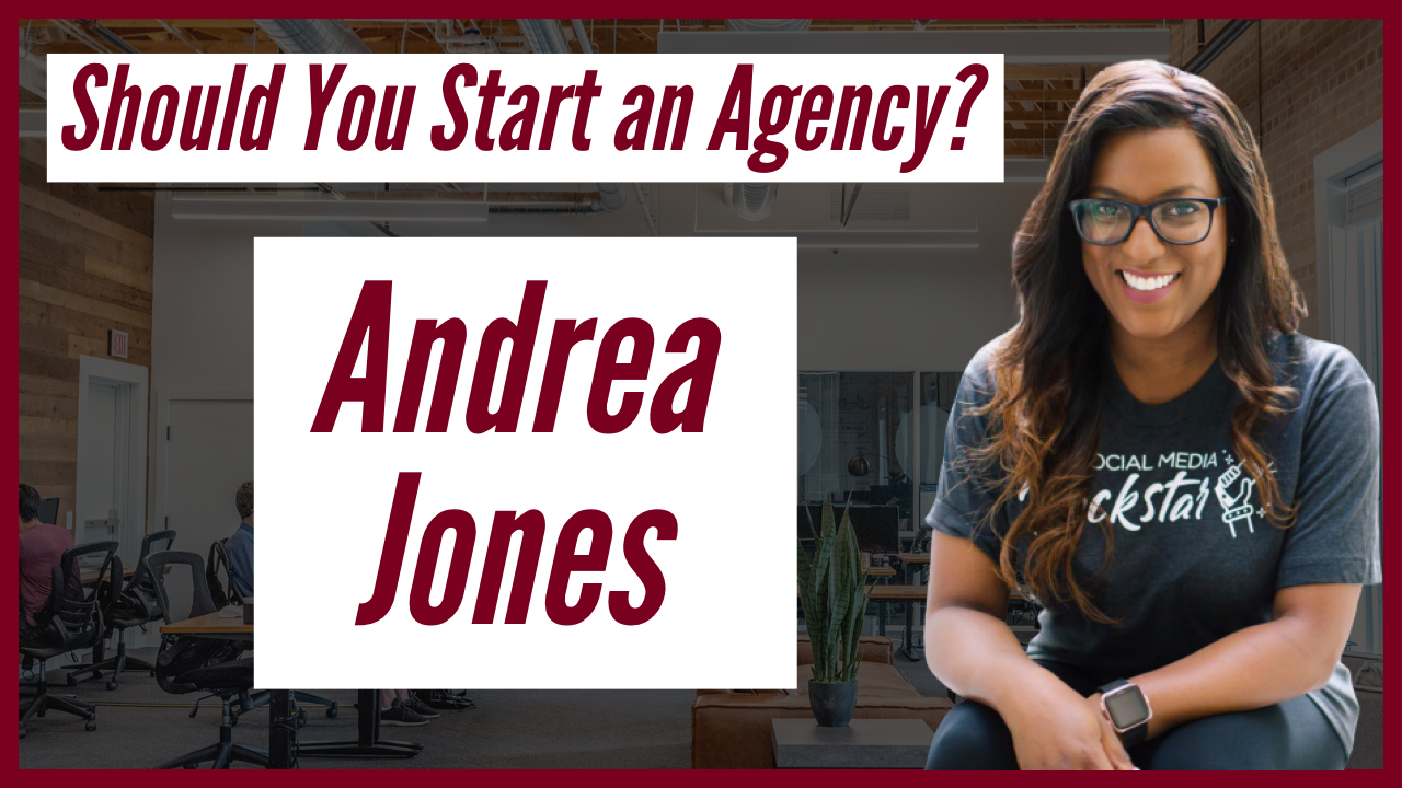 Andrea Jones: Systems Behind the Scenes